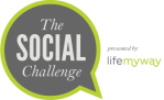The Social CHallenge logo