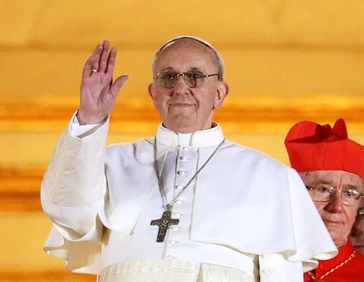 Pope Francis I was selected this week to lead the Catholic Church.
